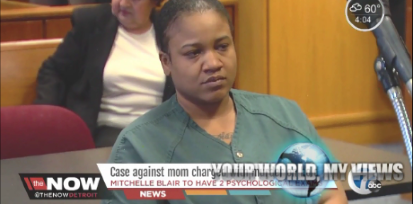 UPDATE: Insanity Plea For BT-1000 Who Tortured, Killed And Then Froze Her 2 Kids! (Video)