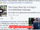 """How Tariq Nasheed, The Director Of The Hidden Colors Series, Changed The Word """"Crispy"""" To Mean Rough, Ashy & Gay! SMH (Video)"""