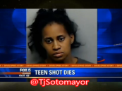 Black Mom (BT-1000) Shoots Her 15 Year Old Son In The Head Killing Him & Leaves Him In The Streets! (Video)