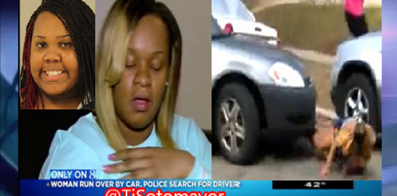 Fat Black Chick Who Was Run Over By A Car In Michigan Speaks Out About Her Ordeal! (Video)