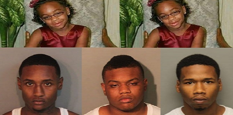 3 Memphis Goons Charged With The Murder Of A 7-Year Old Girl In An Act Of Retaliation! Will ProBlacks Protest? (Video)