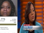 Black Phoenix Mom Who Left Kids In Hot Car, Got 100k Then Spent It All, Went Gets Sentenced & Ethered! (Video)