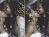 The Famous Phoenix Fightin Dykes Brittney Griner And Glory Johnson Get Married! (Video)