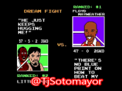 HILARIOUS VIDEO Nintendo Presents: Floyd Mayweather's PUNCH OUT!!! (Video)