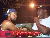 Tommy Sotomayor Meets Blk Men Who Disagree With His Videos On The Streets In ATL! Full Video Preview! (Video)