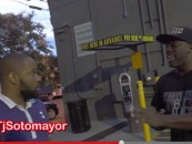 Another Black Man In Atlanta Confronts Tommy Sotomayor In Public About His Opinions About Blacks!  (Video)