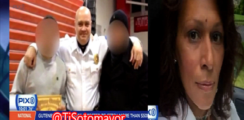 NJ Cop Caught On Video Shooting His Ex Wife To Death After Being Denied Child Custody! (Video)