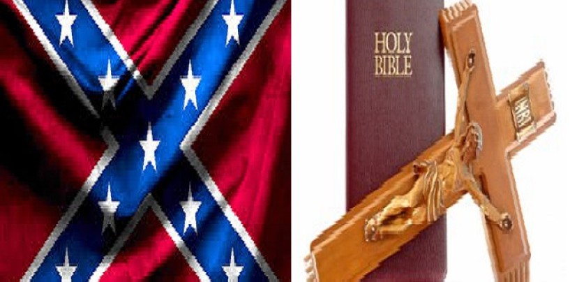 CoonTalk101 – Blacks Should Boycott The Christian Bible Before The Confederate Flag! (Video)
