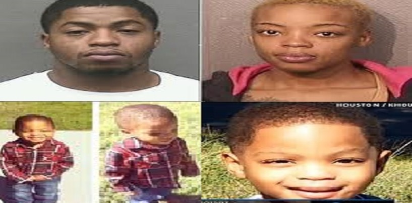 Texas Thug Beats His Son To Death With His Sisters Help Over Not Being Potty Trained! (Video)