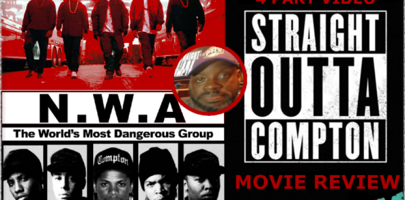 STRAIGHT OUTTA COMPTON SOTO MOVIE REVIEWS~ PART 1 THRU 4 (VIDEOS)