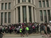 RUPTLY TV LIVE STREAM: Ferguson 'Day of Civil Disobedience' On Mike Brown's Shooting Anniversary