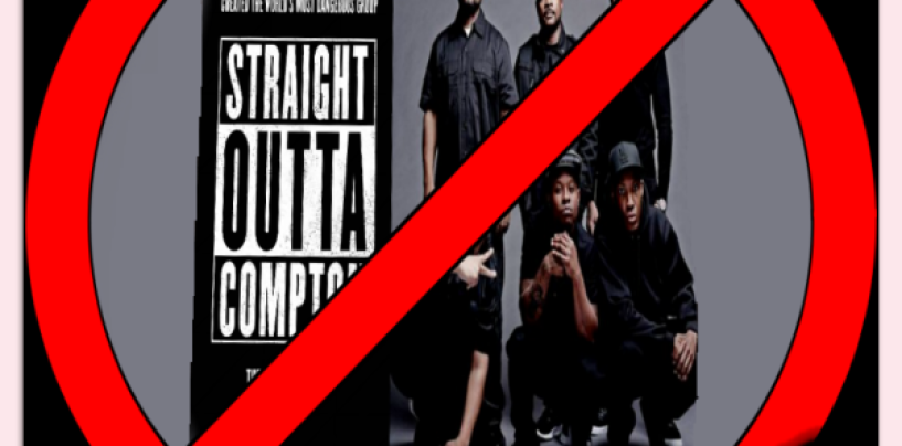Yes Black Whores Should Boycott Straight Outta Compton & Here Is Why! (Video & Poll)