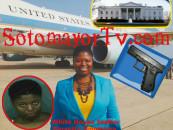 A @BarackObama Whitehouse BT-1000 Goes Rogue & Shoots At Her SIMP Boyfriend! (Video)