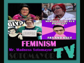 Feminism: The Lifestyle of the The Aged, The Facially & The Physically Unappealing B!tch! (Video)