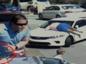 White Devil Shoots Innocent Unarmed Black Teen Giving Woman A Ride Through The Hood! (Video)