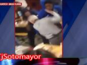 Black SacTown Thug Body Slammed Principle At School Yet No National Coverage.. AGAIN!!! (Video)