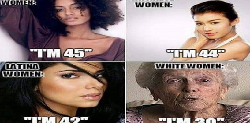 Black Chicks Are So Jealous Of White Women They Have Resorted To Making Childish Memes! (Video)