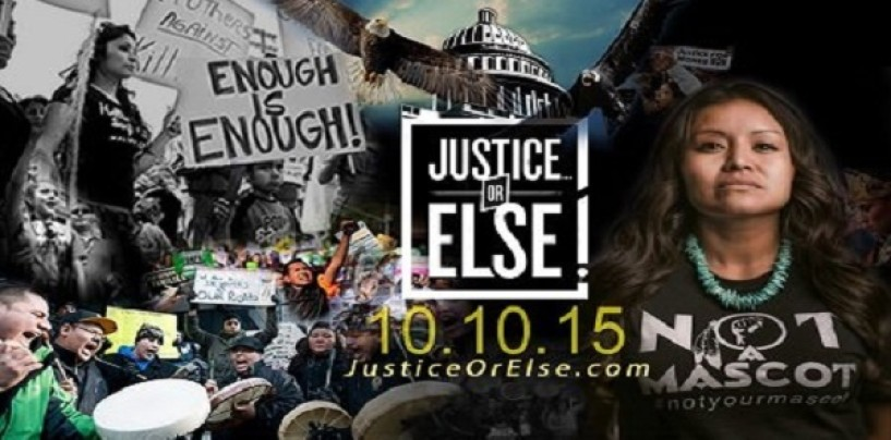 10/13/15 – What Did You Think Of The Justice Or Else March On DC?