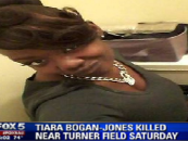 25 Year Old Mother Of 2 Shot In The Face During A Drive By Shooting Over A Man! (Video)