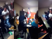 Black Student & Officer Brawl At The Same School Whitey McWhite Cop Was Fired From Yet No Media Coverage? (Video)