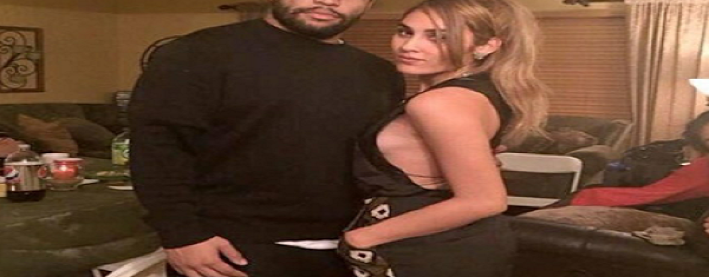 Ice Cube Jr's White Girlfriend Has Black Chicks Angry! Watch Them Display Their Jealousy! (Video)