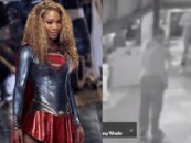 Serena Williams Tells A White Lie About The White Thief Who Robbed Her While Dinning With Her White Man! (Video)