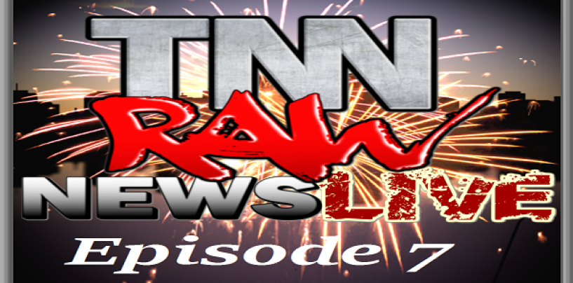 11/17/15 – TNN Raw News Live Episode 7 Special Charlie Sheen's HIV Status & Syrian Refugee Edition!