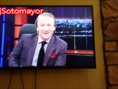 Comedian Bill Maher Steals Tommy Sotomayor's Joke About Black Chicks Being Worth 5 Dollars Due To Weave! (Video)