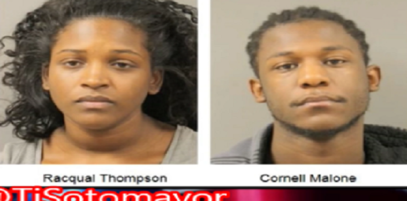 Mother & Boyfriend Of Kid Burned To Death In Oven Being Sought By Police For Murder & Child Neglect! (Video)