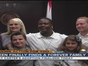 White Family Adopt Crispy Black Teen Away From Pro-Blacks To Make Him An Agent Of White Supremacy! (Video)
