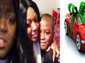 Hood-Rat Mom Of 9 Year Old Chicago Boy Shot 7 Times Goes Off About Using Donation Money To Buy A Car! (Video)