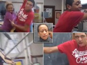 Chicago Nigglets Harass, Threaten, Assault & Humiliate School Teacher Yet Why Aren't kneegrows Outraged? (Video)