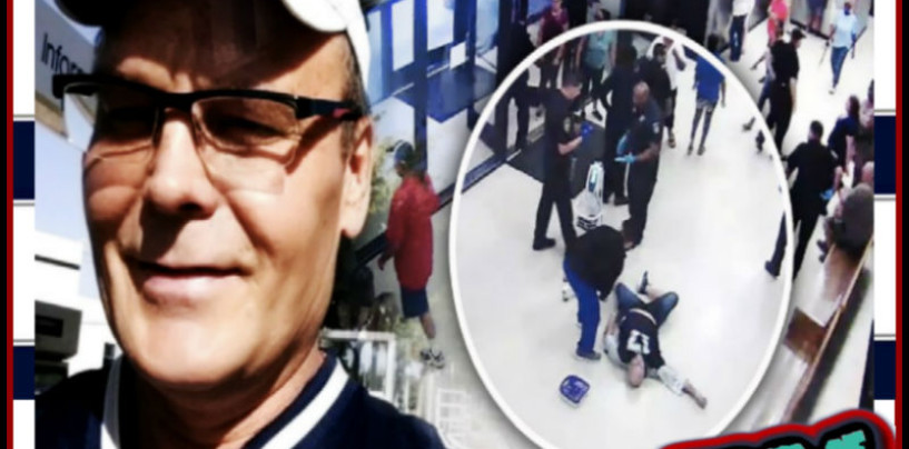 Dallas Police Murder An Unarmed Citizen So Why Did The Main Stream Media Not Cover This? (VIDEO)