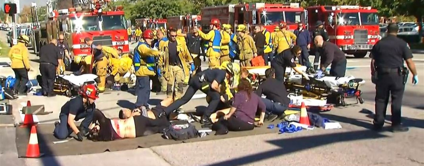 How Today's Mass Shooting In California Will Strengthen Barack Obama Assault On The 2nd Amendment? (Video)