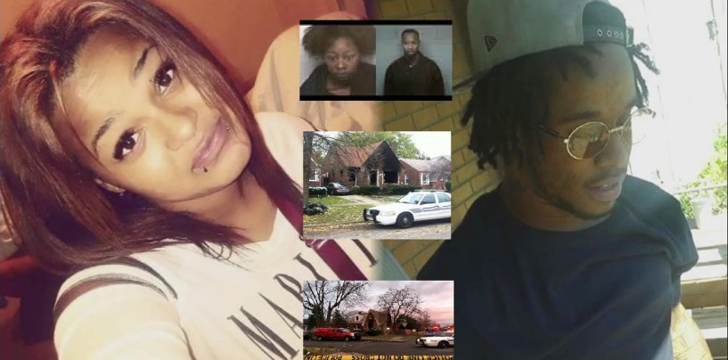 BT-1000 Firebombs Home & Kills Baby Father & His New Half Breed Girlfriend Out Of Jealousy! (Video)