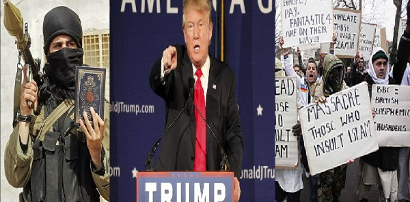 Yes Donald Trump Is Right & America Should Close Its Borders To Muslims!!! Here's Why…(Video)