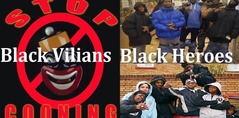Why Do Blacks Vilify Coons Yet Turn Around & Deify Goons? (Video)