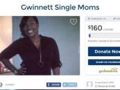 The Single Mother, GoFundMe Help Me & My Bastard Kids Money Scam By Soncerae Smith! (Video)