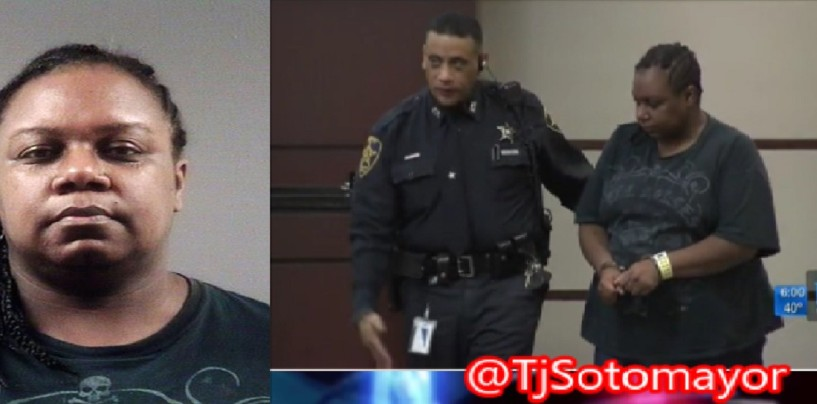 BT-900 Mom Knocks Out School Principal As They Discuss Her Sons Violent Behavior! #irony (Video)