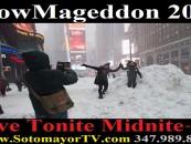 1/23/16 – A SnowMageddon Special! Snowdown Saturday Edition of TSL
