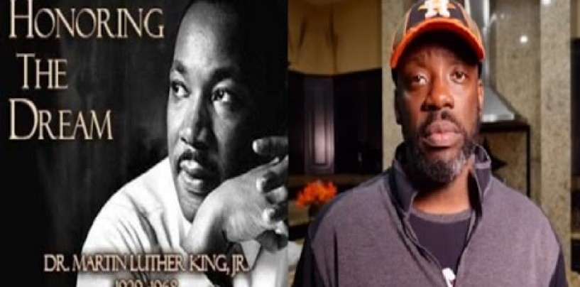 Tommy Sotomayor Delivers His MLK I Have A Dream Speech 2016 (Video)