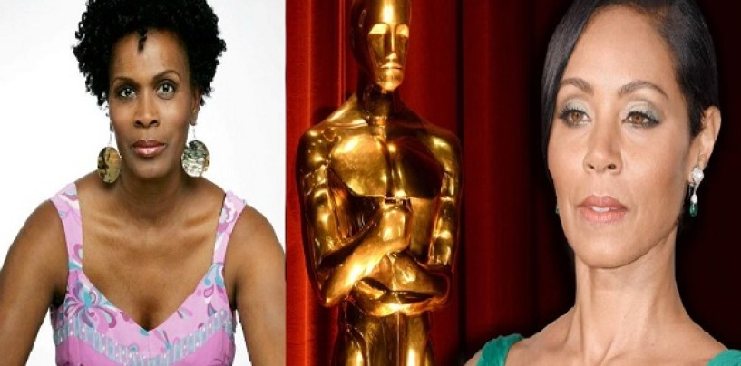 Black Viv 'Janet Hubert' From Fresh Prince Goes Off On Will & Jada Smith Over Oscar Boycott! (Video)