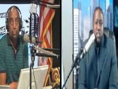 Jesse Lee Peterson Destroys Mr Swole Fat Phil Advise In A Battle Of Slow Wits & Bad Lisps! (Video)