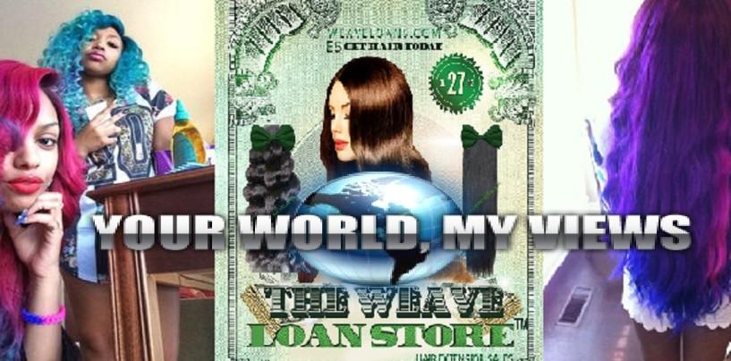 1/29/16 – How Hair Weaves Are Destroying The Self Esteem & The Finances Of Black Women!