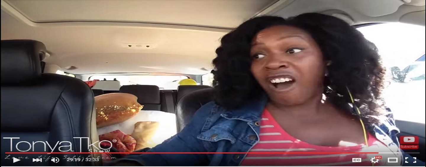 YouTuber Tonya TKO Now Asking Her Fans To Flag Tommy Sotomayor Over Her GoFruadMe Campaign