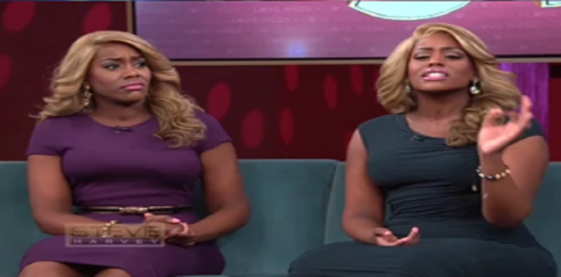 Hair Hatted Tranny Twins Fool Steve Harvey & Their 2 Male Suitors Live On His TV Show! (Video)