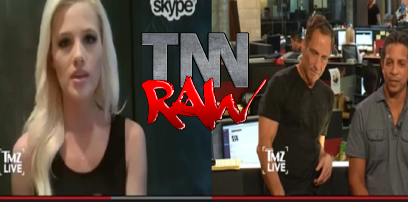 TMZ Challenges Tomi Lahren Over Her Black Panther Stance Catch Her In Several Lies!