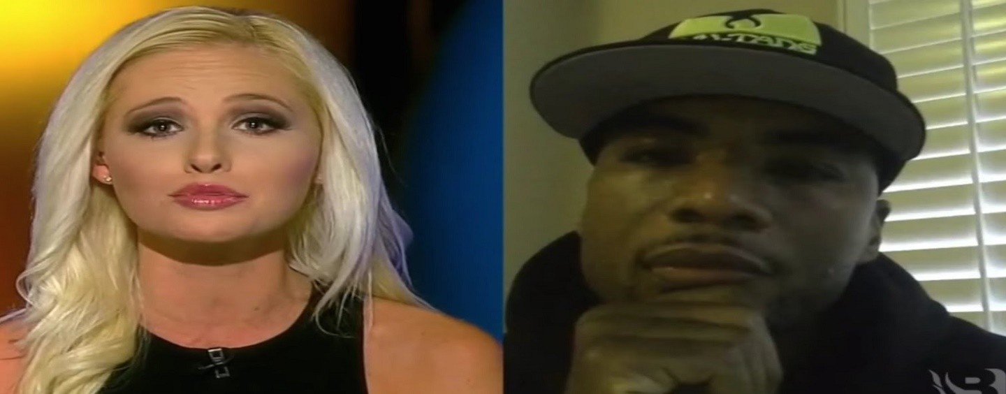 """Tomi Lahren Vs Charlamagne Tha God """"Were The Panthers A Hate Group & More"""" (Video)"""