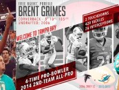 Tampa Bay Bucs Sign Brent Grimes But Force His WIfe To Quit Twitter But Shes Still Talking! (Video)