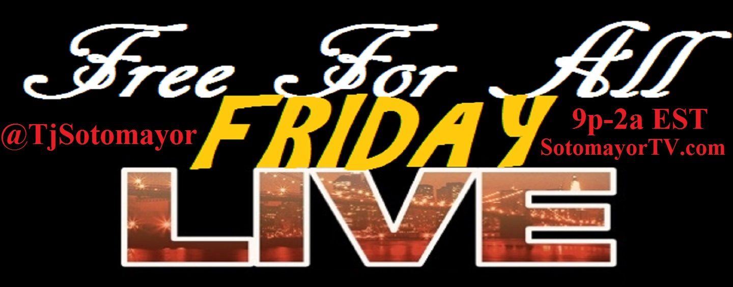 4/29/16 – Free For All Friday's (NFL, Blacks Fighting, News Updates, Your Phone Calls) 9pm-2am EST Call In 347-989-8310